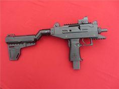 You're not bulletproof..., IWI Uzi Pro Pistol Israeli made and modernized...