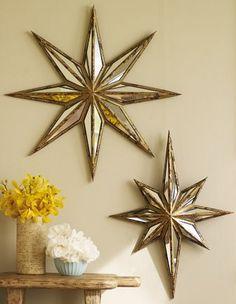 star mirrors | pottery barn