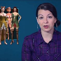 Are you upset by the way women are portrayed in video games? Pop culture critic Anita Sarkeesian is speaking up about the widespread misogyny, sexism and violence against women in the online gaming world — and as a result, has received many physical threats.