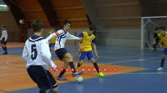 4/3/17 San Paolo d'Argon - Roncalli , highlights , Giovanissimi - futsal...