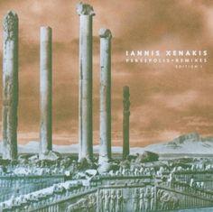 iannis xenakis:persepolis plus remixes 1