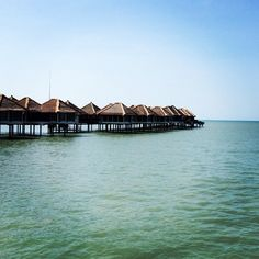 Romantic honeymoon style resort in Malaysia, Avani Sepang.