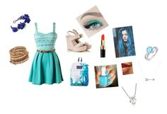 """Untitled #2"" by meglesswimmer on Polyvore"