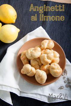 Oggi cucino io: Anginetti al limone (versione libera) www.marandvicreativestudio.com