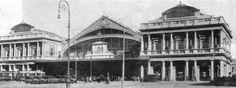 Stazione Roma Termini (fine anni 20)