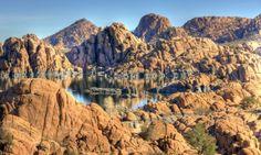 Granite Dells - Prescott, Arizona