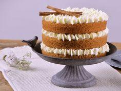 Receta | Tarta de calabaza y crema de malvavisco - canalcocina.es