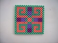 Butterfly hama beads design by Kathryn1117
