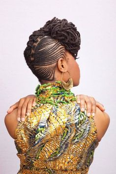 Over 50 Ways To Wear Your Cornrows / Braids : See The Beautiful Afrolicious Natural Hair Images | FashionGHANA.com: 100% African Fashion