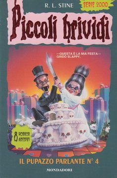 Piccoli Brividi 64 - Il pupazzo parlante 4 (Bride of the Living Dummy)