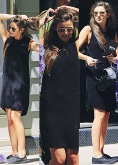 Eleanor Calder: Style... Should I try to pull off black vans?