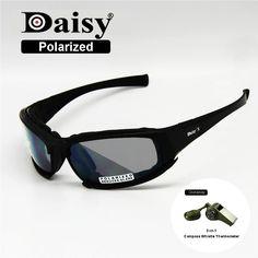 3a7473c3ed Polarized Daisy X7 Army Sunglasses