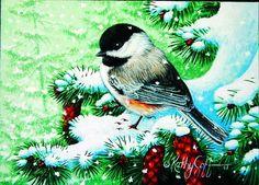 Kathy Goff - Christmas time