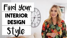 How to Discover Your Interior Design Style - Live Your Style Decor Interior Design, Interior Decorating, Decorating Ideas, Decor Ideas, Decorating Websites, Diy Ideas, Pottery Barn Inspired, Ship Lap Walls, Small Living Rooms