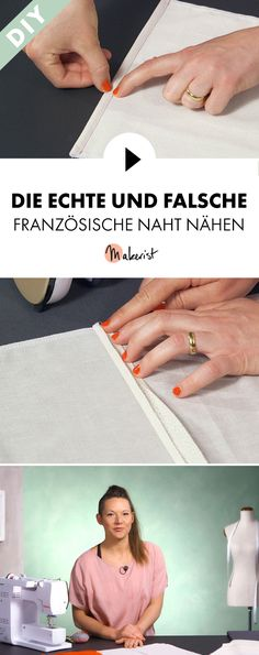 343 best Handarbeit - Nähen images on Pinterest | Sewing, Sewing ...