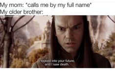 """Thirty Random Memes That Speak The Damn Truth - Funny memes that """"GET IT"""" and want you to too. Get the latest funniest memes and keep up what is going on in the meme-o-sphere. The Hobbit Movies, O Hobbit, Hobbit Funny, Silly Jokes, Funny Jokes, Hilarious Stuff, Stupid Memes, Tolkien, Funny Relatable Memes"""