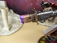 HOBBY: Heat-distressed Metals - The EASY Way! - Bell of Lost Souls