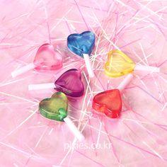 Mini Heart Lollipop | Pixie ♥
