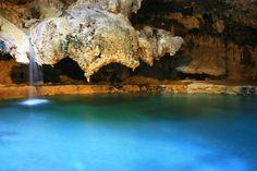 Cave and Basin Natural Hot Springs - Banff National Park, Alberta