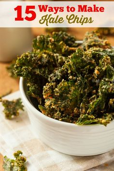 15 Ways to Make Kale