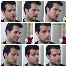Henry during his interview with @kategarraway for @GMB #HenryCavill #ManFromUNCLE #GoodMorningBritain #NapoleonSolo #SexySpy