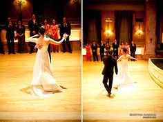 what an amazing first dance at the Royal York Hotel!