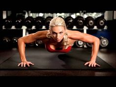 The best workouts for various muscles.