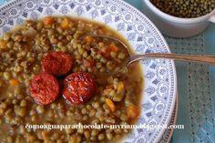 8 platos de cuchara para calentar el estómago