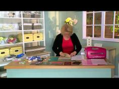 Craft Dies by Sue Wilson -- Tutorial Video; Vintage Dress Form Card for Creative Expressions - YouTube