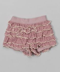 This Lavender Lace Ava Shorts - Infant, Toddler
