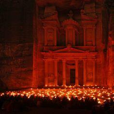 Petra – Reino de Jordania