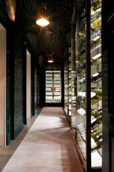 I know it's for wine but I want a shoe cellar like this in my bedroom