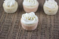 White wedding cake from a box was my childhood FAVE. This is the homemade version.