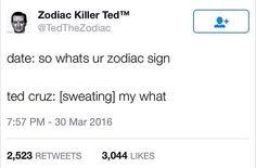 He has born AFTER the zodiac killer happening though <<< but what if he was faKING HIS BIRTHDATE OoOoOOooooOOO