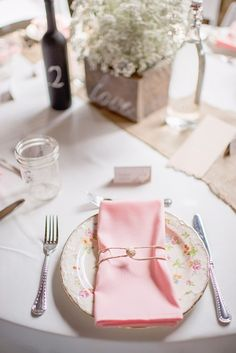 Italian-infused rustic chic wedding