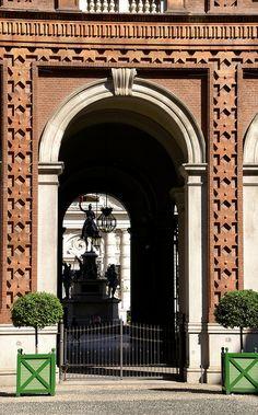 #Torino, Piazza Carignano, Palazzo Carignano