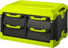 Here's a first look at Ryobi's ToolBlox modular tool cabinet system!
