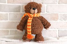 Bear Amigurumi - Boco Bear | Free Crochet Pattern - Craft Passion – Page 2 of 2