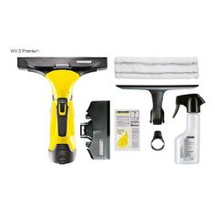KARCHER WV5PREMIUM Cleaning windows just got easier with the Karcher WV5PREMIUM window vacuum cleaner. It offers quick easy cleaning and streak-free surfaces in an instant. Not only is it easy to use but its lightweight http://www.MightGet.com/may-2017-1/karcher-wv5premium.asp