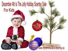 Get your list ready for the kids! Scentsy's Jolly Holiday Sale,Bundles for kids 12-4 at 10:00am EST!http://www.myreminiscents.scentsy.us