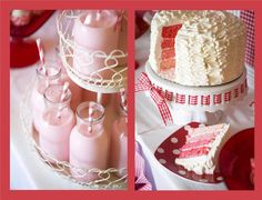 Hostess with the Mostess® - Annabelle's Vintage Strawberry Farm Party