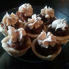 The name of this recipe is a little misleading; there is no pork in these sweet treats! A crisp cookie tart shell, a sweet date filling, and maple icing make these tarts a unique and delicious Cape Breton treat! Xmas Food, Christmas Baking, Christmas Menus, Holiday Baking, Christmas Treats, Christmas Cookies, Canadian Food, Canadian Recipes, Canadian Culture