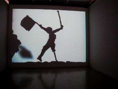 Tecnologie per il teatro e teatro d'ombre con uso del digitale