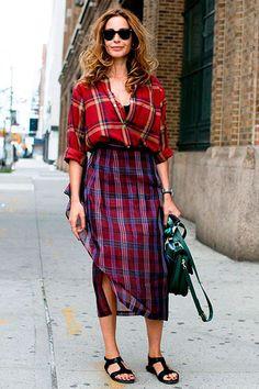 Fashion Editor Street Style: New York Fashion Week Spring 2014 - theFashionSpot New York Street Style, Nyfw Street Style, Spring Street Style, Cool Street Fashion, Street Chic, Street Wear, Fashion Editor, Fashion Week, Look Fashion