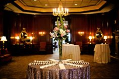 Adam + Brittany Photo By CWF Photography Wedding Photo Gallery, Elegant Centerpieces, Wedding 2017, Brittany, Reception, Table Decorations, Photos, Photography, Photograph