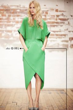 this-girl-st-paddys-day - green dress