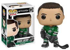 Jamie Benn (Dallas Stars) NHL Funko Pop!