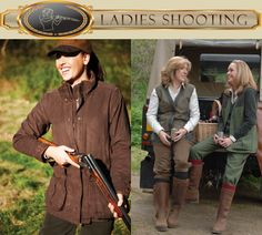Sporting Clays Women Get the Look!