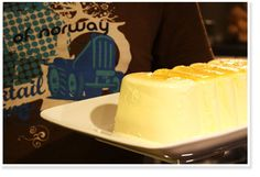 Is Cheesecake, Pudding, Desserts, Food, Tailgate Desserts, Deserts, Cheesecakes, Custard Pudding, Essen