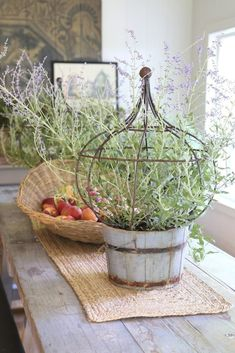 Splendid Sass: Nora Murphy's Country House Style: Making Your Home A County Ho. Splendid Sass: Nora Murphy's Country House Style: Making Your Home A County House Country Stil, Country Farmhouse, Farmhouse Decor, Farmhouse Kitchens, Small Kitchens, Primitive Country, French Cottage, French Country House, French Country Decorating